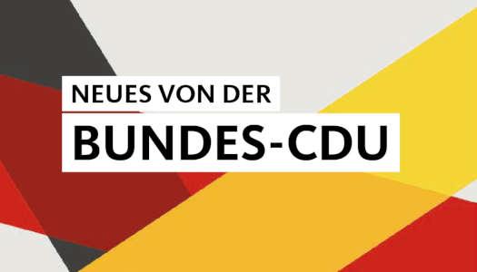 Brief der Parteivorsitzenden Annegret Kramp-Karrenbauer zur Verschiebung des geplanten CDU-Parteitags am 25. April